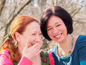 Kerstin Schirmer & Susanne Herfurth